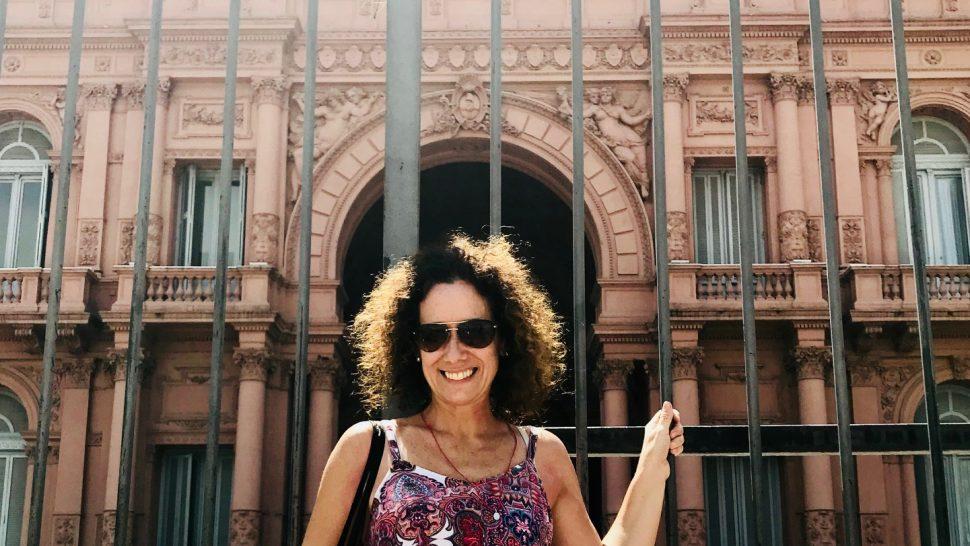 Recorriendo Buenos Aires en chanclas