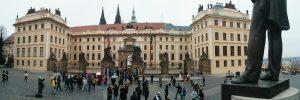 Ahoj Prague and some magical villages.