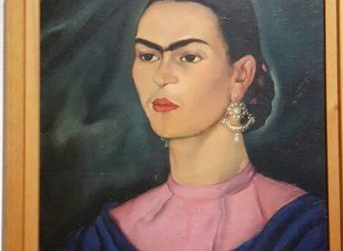 Explorando Coyoacán de la mano de Frida