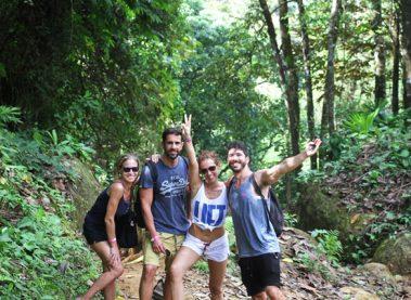 Pura Vida Mae. Costa Rica