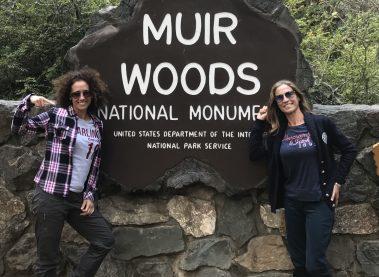 Muir Woods en San Francisco.
