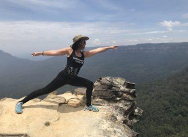 Las Montañas Azules, Australia.
