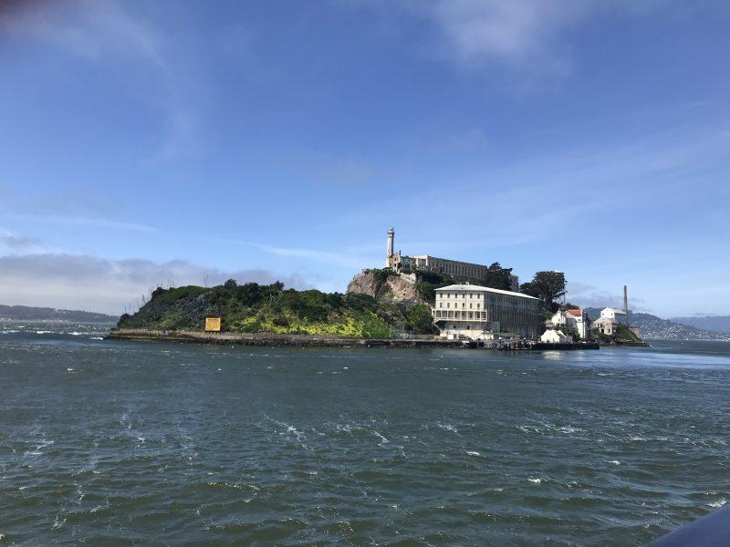 Alcatraz. La Roca. San Francisco.