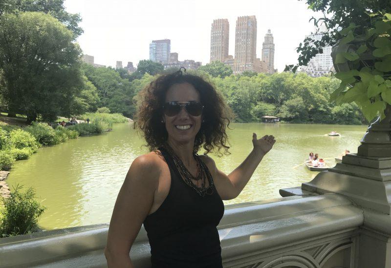 ¿Comemos en Central Park?