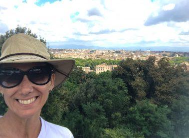 Trastevere & Gianicolo. Rome.
