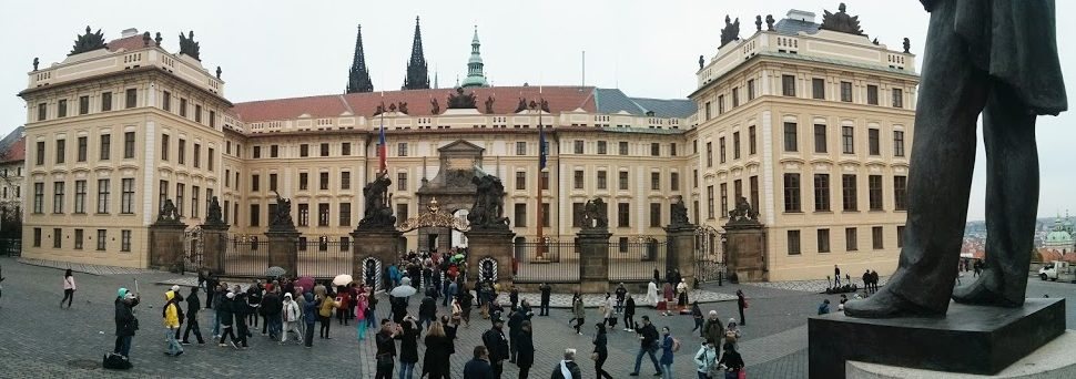 Ahoj Praga y pueblitos mágicos