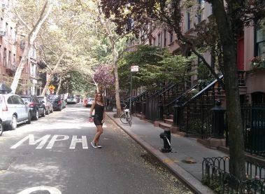 Un paseo por Greenwich Village y Washinton Square Park. Nueva York.