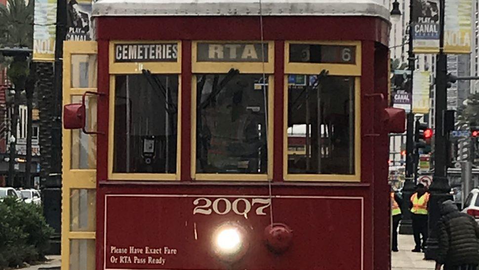 NOLA. Nueva Orleans, Luisiana.