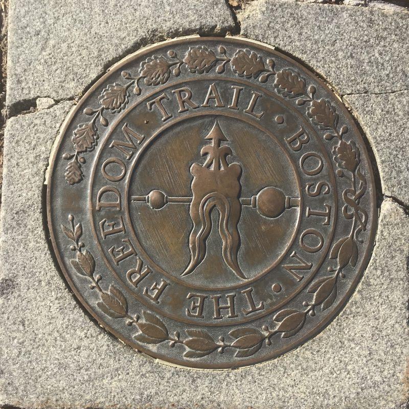 Boston y la Senda de la Libertad.