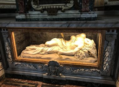 Roman Cathedral, Holy Steps & relics.