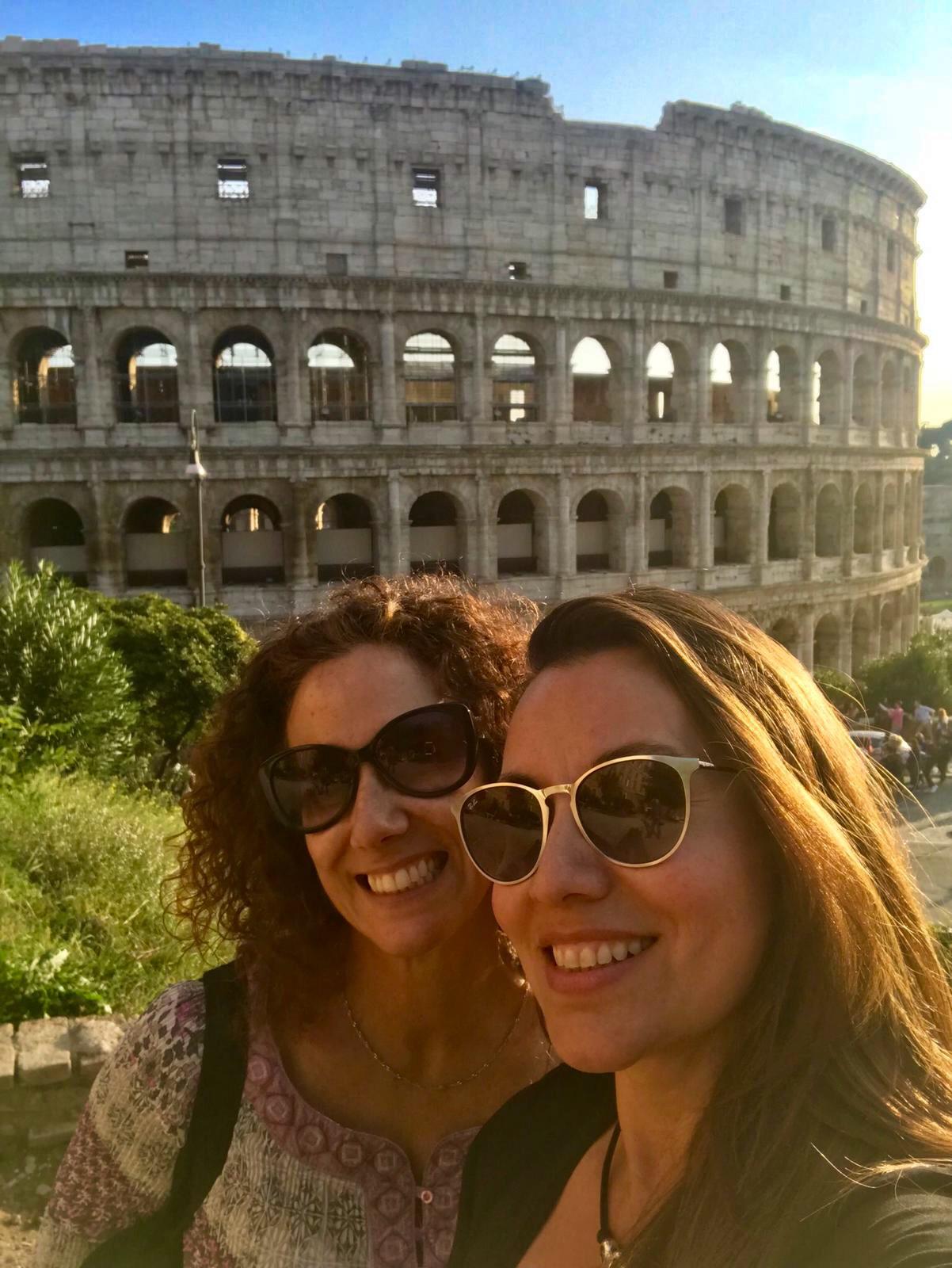 Una tarde en Monti. Roma