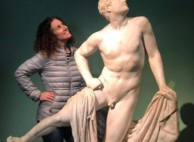 Roman Museums with Basak.